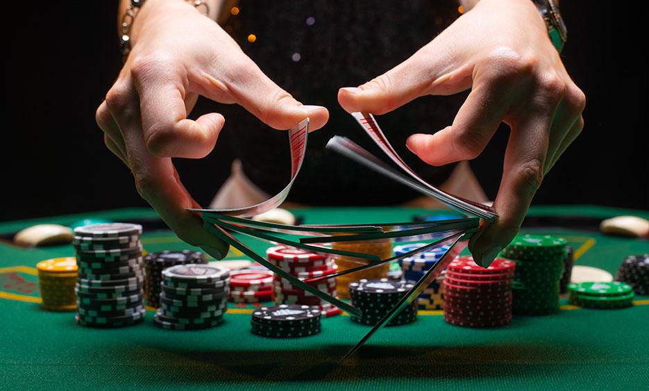 Игры в покер в онлайн казино