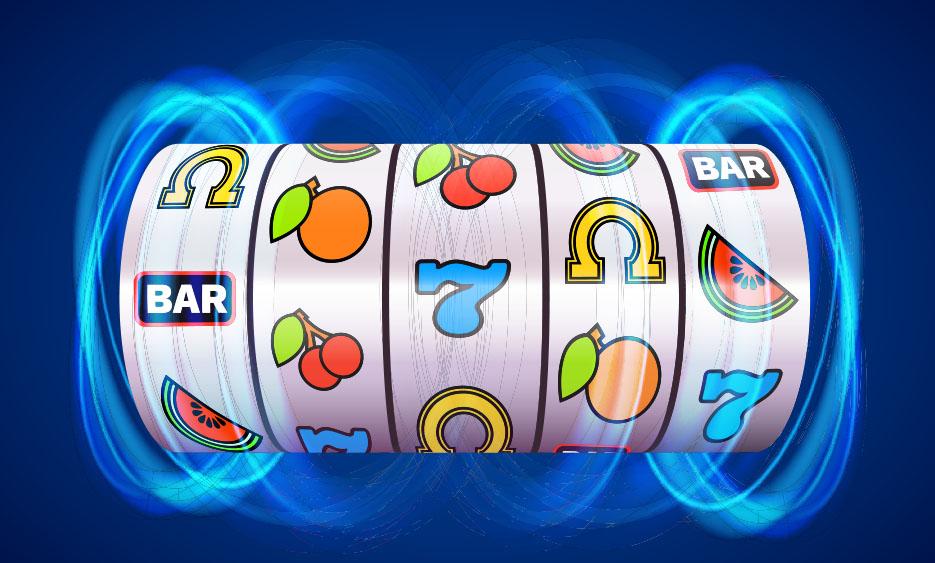 Виртуальные слот автоматы в казино